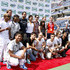Mindless Behavior, The Wanted, Rachel Crow, Quddus, Adam Young, Carly Rae Jepsen, Matthew Morrison and Missy Franklin attend attend 2012 Arthur Ashe Kids' day at the USTA Billie Jean King National Tennis Center on August 25, 2012 in New York City.