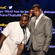 Shawn Corey Carter and Kanye West