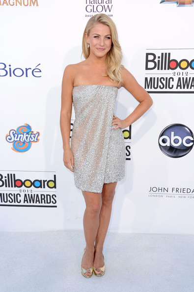 More Pics of Julianne Hough Cocktail Dress (1 of 29) - Julianne Hough Lookbook - StyleBistro