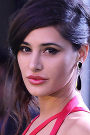 Nargis Fakhri has perfected the art of the cat eye.