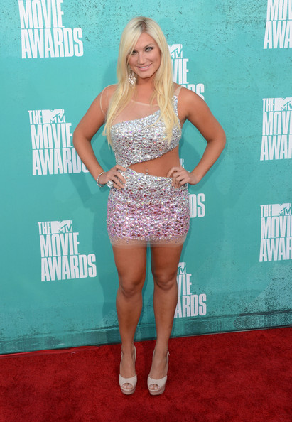 More Pics of Brooke Hogan Cutout Dress (3 of 7) - Brooke Hogan Lookbook - StyleBistro