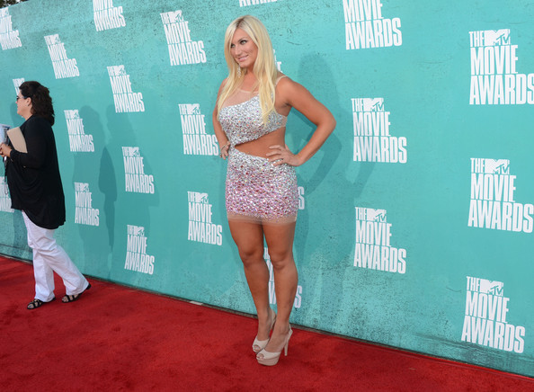 More Pics of Brooke Hogan Cutout Dress (1 of 7) - Brooke Hogan Lookbook - StyleBistro