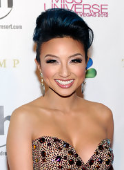 Jeannie Mai rocked a sky-high pompadour at the 2012 Miss Universe pageant.