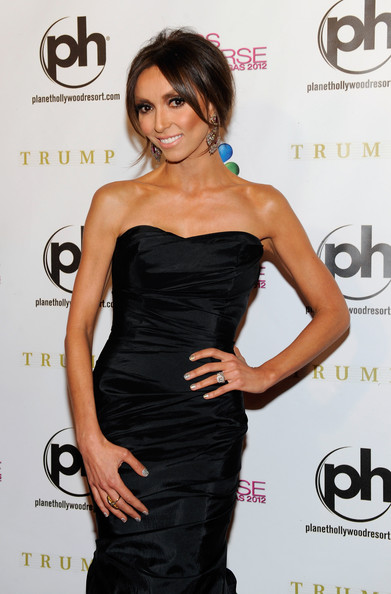 2012 Miss Universe Pageant - Arrivals