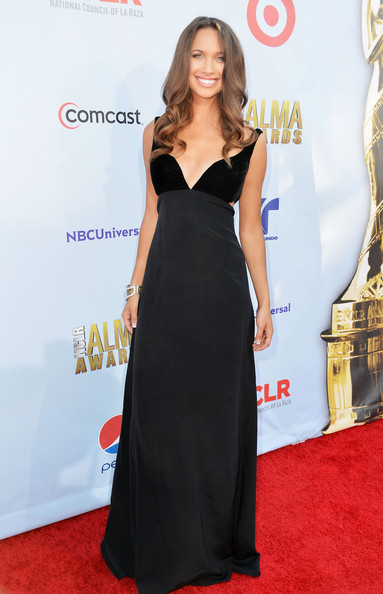 Maiara Walsh in Elegant Black