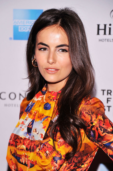 More Pics of Camilla Belle Layered Cut (1 of 13) - Camilla Belle Lookbook - StyleBistro