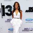 Michelle Williams at the BET Awards