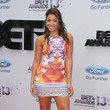 Jordin Sparks Wore Clover Canyon at the BET Awards