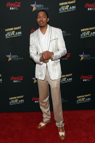 More Pics of Nick Cannon Slacks (1 of 4) - Pants & Shorts Lookbook - StyleBistro