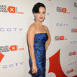 Katy Perry in Vera Wang at the Delete Blood Cancer Gala