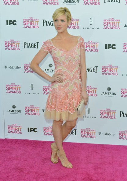 More Pics of Brittany Snow Cocktail Dress (1 of 28) - Brittany Snow Lookbook - StyleBistro