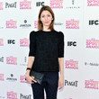 Sofia Coppola at the 2013 Independent Spirit Awards