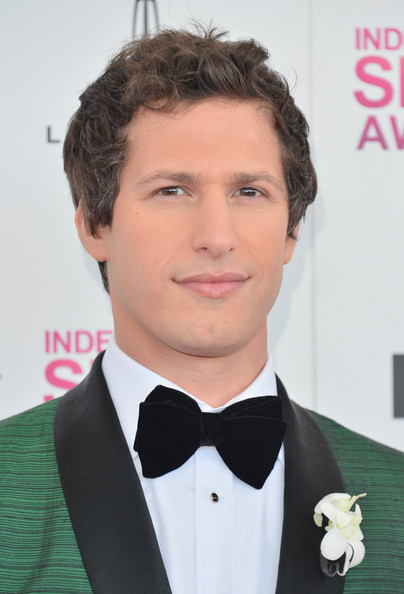 More Pics of Andy Samberg Tuxedo (1 of 41) - Andy Samberg Lookbook - StyleBistro