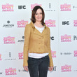 Emily Mortimer at the 2013 Independent Spirit Awards