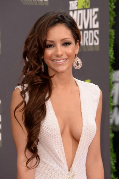 More Pics of Melanie Iglesias Metallic Clutch (1 of 10) - Melanie Iglesias Lookbook - StyleBistro