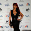 Christina Milian at the Miss USA Pageant