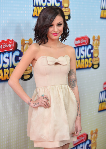 More Pics of Cher Lloyd Strapless Dress (1 of 17) - Cher Lloyd Lookbook - StyleBistro
