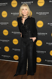 Judith Light rocked a pair of wide-leg trousers while attending the Sundance Institute Theatre Program.