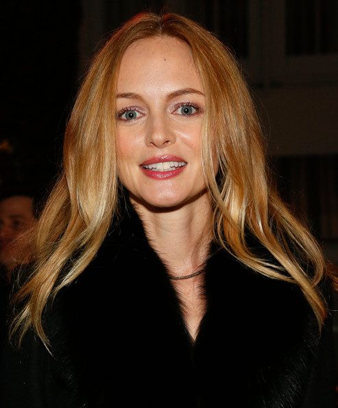 More Pics of Heather Graham Little Black Dress (5 of 17) - Heather Graham Lookbook - StyleBistro