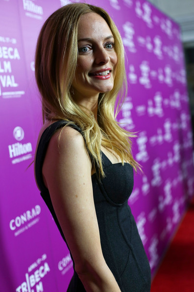 More Pics of Heather Graham Little Black Dress (1 of 17) - Heather Graham Lookbook - StyleBistro