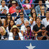 Family, friends and coaches of Serena Williams of the United States of America watch her women's singles final match against Victoria Azarenka of Belarus on Day Fourteen of the 2013 US Open at the USTA Billie Jean King National Tennis Center on September 8, 2013 in the Flushing neighborhood of the Queens borough of New York City.