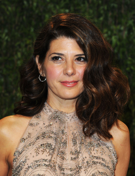 More Pics of Marisa Tomei Jumpsuit (1 of 4) - Marisa Tomei Lookbook - StyleBistro