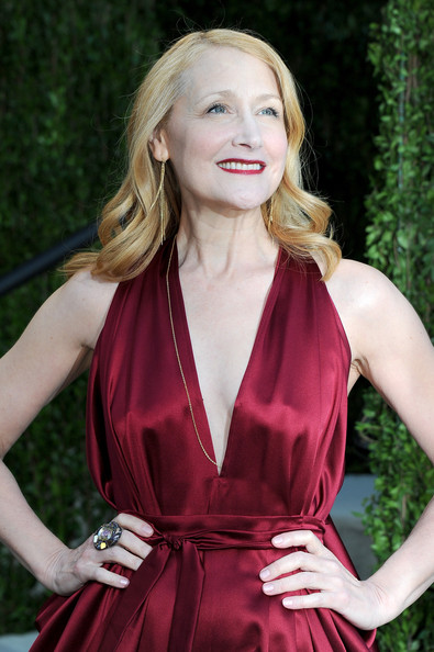 More Pics of Patricia Clarkson Evening Dress (4 of 6) - Patricia Clarkson Lookbook - StyleBistro