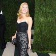 Jennifer Westfeldt Wore Christian Siriano at the Vanity Fair Oscars Party 2013