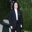 Fran Lebowitz at the Vanity Fair Oscars Party 2013