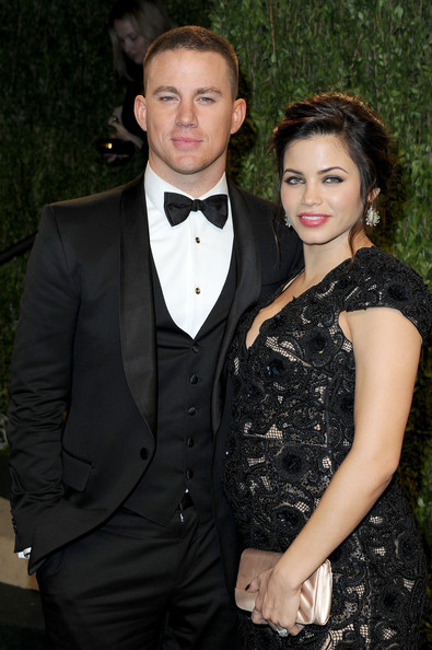 More Pics of Jenna Dewan-Tatum Satin Clutch (1 of 9) - Jenna Dewan-Tatum Lookbook - StyleBistro
