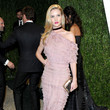 Rosie Huntington-Whiteley Wore Valentino at the Vanity Fair Oscars Party 2013