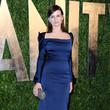 Emily Mortimer at the Vanity Fair Oscars Party 2013