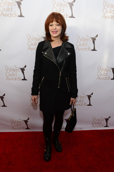 Frances Fisher Attends the 2013 WGA West Writers Guild Awards