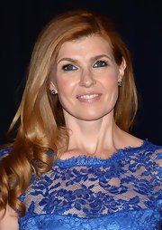 A clear gloss gave Connie Britton some shine at the White House Correspondents' Dinner.