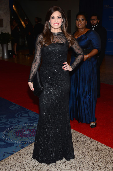 More Pics of Kimberly Guilfoyle Evening Dress (1 of 4) - Kimberly Guilfoyle Lookbook - StyleBistro