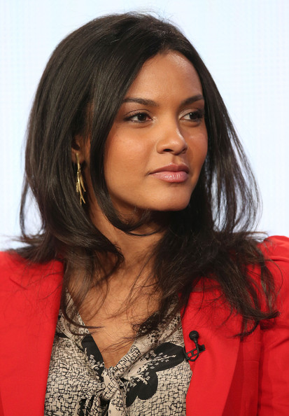 More Pics of Jessica Lucas Layered Cut (1 of 2) - Long Hairstyles Lookbook - StyleBistro