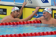 Ryan Lochte and Michael Phelps Photo