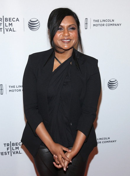 More Pics of Mindy Kaling Loose Ponytail (2 of 21) - Updos Lookbook - StyleBistro []