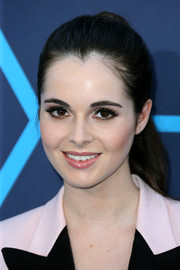 Vanessa Marano kept it youthful and cute with this ponytail at the Young Hollywood Awards.