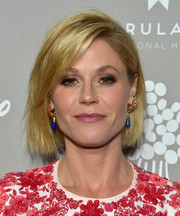 Julie Bowen attended the Baby2Baby Gala wearing her hair in an edgy-chic bob.