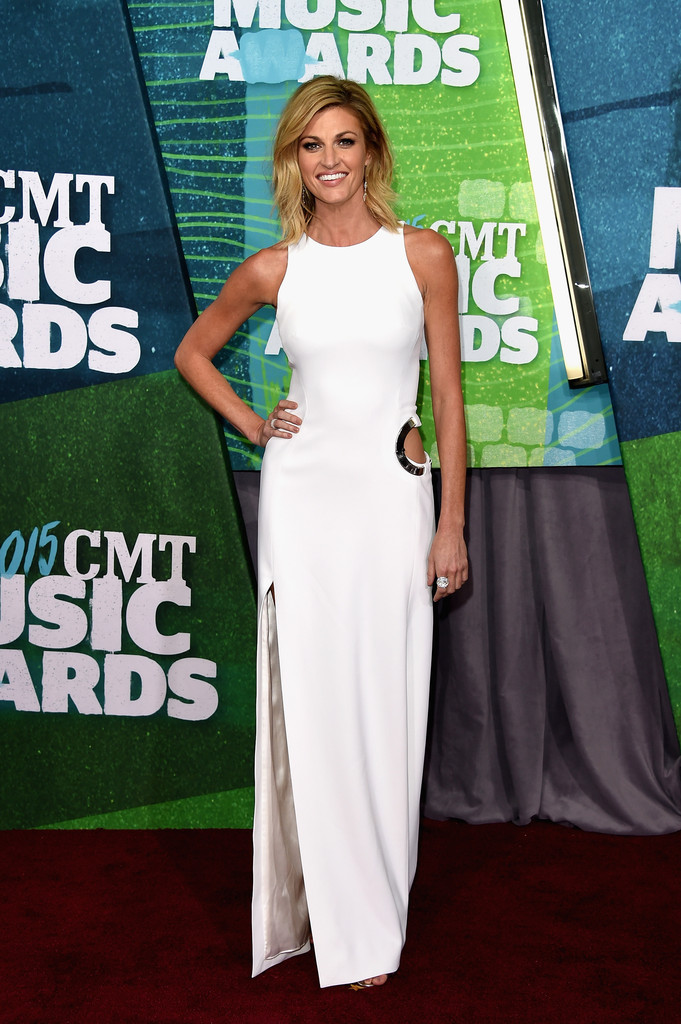 Erin Andrews Best And Worst Dressed At The 2015 Cmt