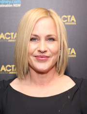 Patricia Arquette looked stylish with her choppy bob at the 2015 G'Day USA Gala.