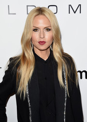Rachel Zoe attended the March of Dimes Celebration of Babies sporting her trademark boho waves.