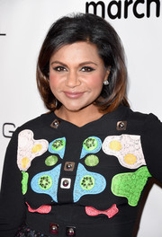 Mindy Kaling looked adorable wearing this retro-chic bob at the March of Dimes Celebration of Babies.