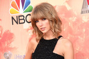 Singer Taylor Swift attends the 2015 iHeartRadio Music Awards which broadcasted live on NBC from The Shrine Auditorium on March 29, 2015 in Los Angeles, California.