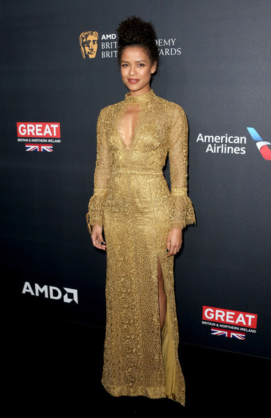 Look of the Day: October 31st, Gugu Mbatha-Raw