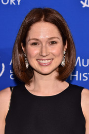 Ellie Kemper sported a neat bob at the 2016 American Museum of Natural History Gala.