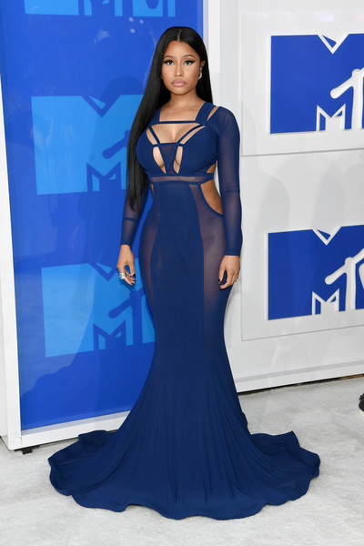 Nicki Minaj in Bao Tranchi
