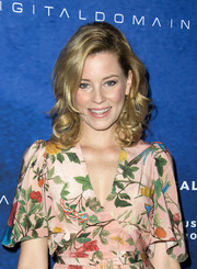 Elizabeth Banks looked sweet with her shoulder-length curls at the 2016 March of Dimes Celebration of Babies.