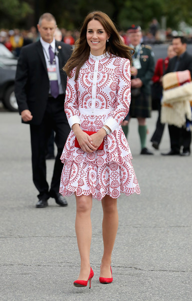 Look of the Day: September 26th, Kate Middleton